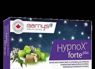 BARNY'S Hypnox FORTE plus recenzie
