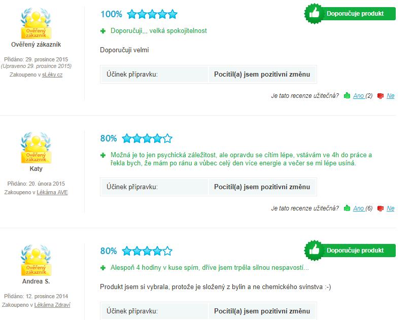Barny´s HypnoX Forte recenzie a skúsenosti česko