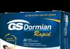 GS Dormian Rapid recenzie