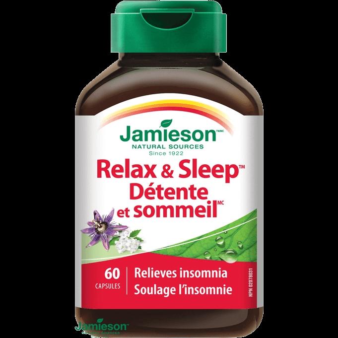 JAMIESON Relax a spánok