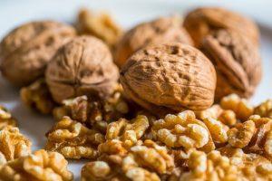 Vlašské orechy - protizápalové jedlo