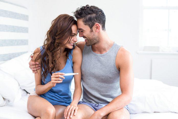 Šťastný pár - ako otehotnieť keď sa nedarí