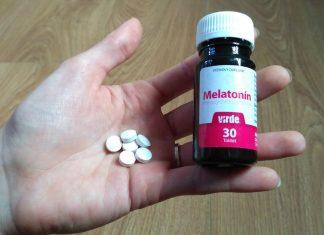 Virde melatonín 5 mg - tabletky na spanie