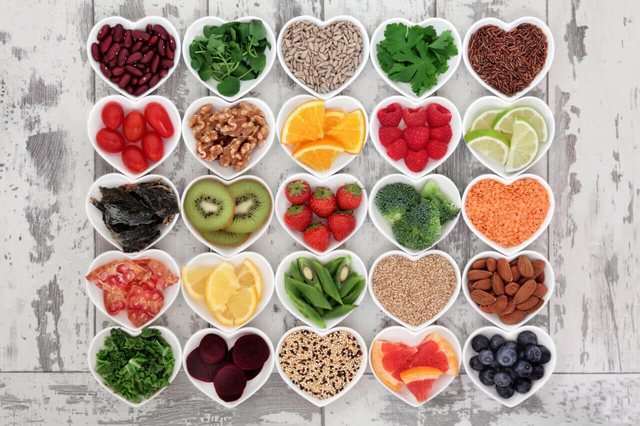 Vitamíny na otehotnenie zo zeleniny ovocia a zdravej stravy
