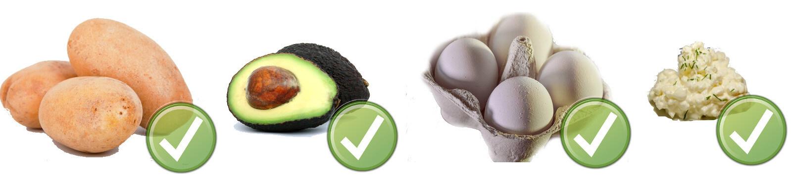 Žalúdočné vredy - diéta, vhodné potraviny