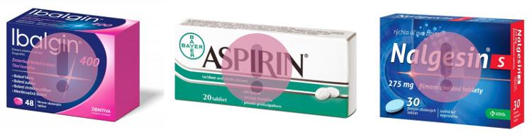 Žalúdočné vredy - pozor na tieto lieky proti bolesti (nesteroidné antiflogistiká)