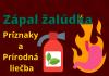 Zápal žalúdka - príznaky a prírodná liečba