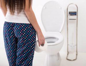 Choďte na záchod hneď, ako pocítite nutkanie