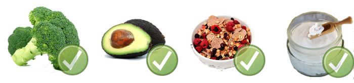 Helikobakter pylori strava - vhodné potraviny