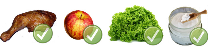 Histamínová intolerancia - povolené potraviny