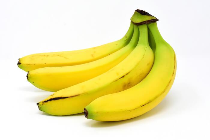 hnačka a banány