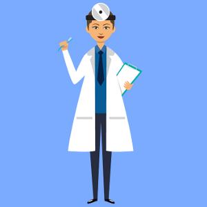 Liečba paradentózy - zubný lekár