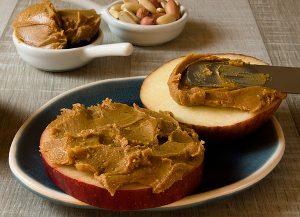 arašidové maslo ako príčina alergií