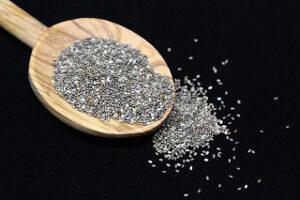Chia semienka - Top 15 protizápalových jedál