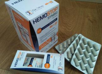 HEMOSTOP SYNBIO 60+30 kapsúl - tablety + gel
