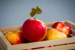 Jablká - Antihistamínové potraviny