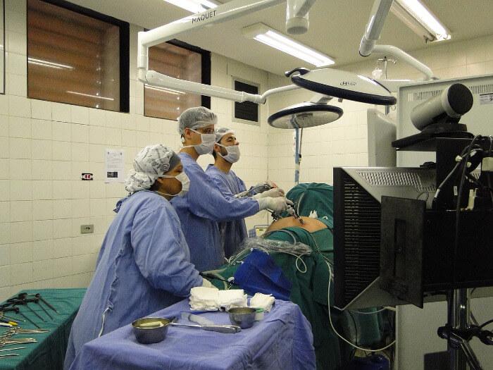 laparoskopia - žlčníkové kamene a operácia