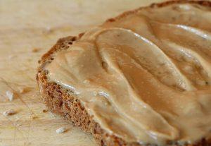 Arašidové maslo - nezdravé potraviny