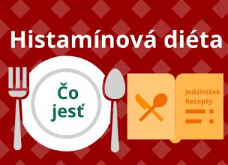 Histamínová diéta - čo jesť (jedálniček + recepty)