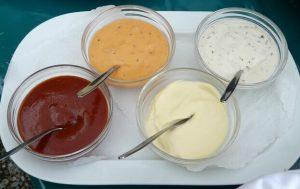 Majonéza - otrava jedlom