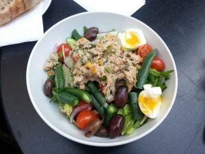 Pripravené šaláty - nezdravé potraviny