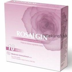 ROSALGIN - voľnopredajné lieky na mykózu