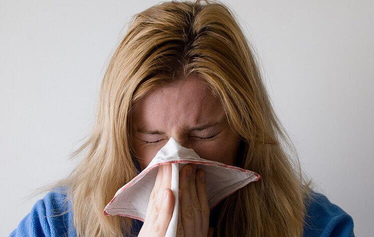 Upchatý nos - rady a domáca liečba