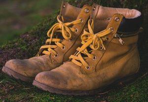 Uzavretá obuv - mykóza nechtov a nôh