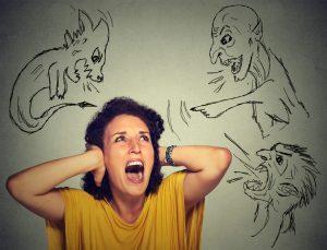 Úzkosť (anxieta) a formy úzkostných porúch