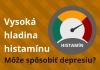 Vysoká hladina histamínu - môže spôsobiť depresiu?