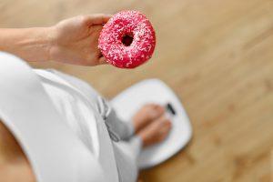 Chudnutie a zlé stravovanie - hmotnosť a slabá menštruácia