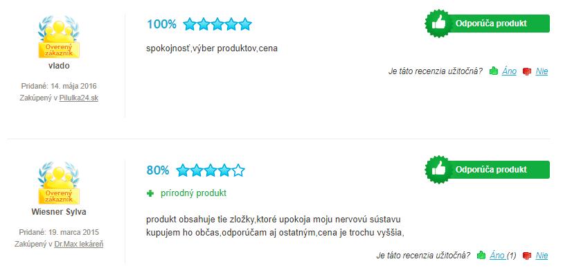 Persen - skúsenosti a recenzie