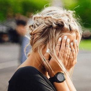 Predmenštruačný syndróm - smútok