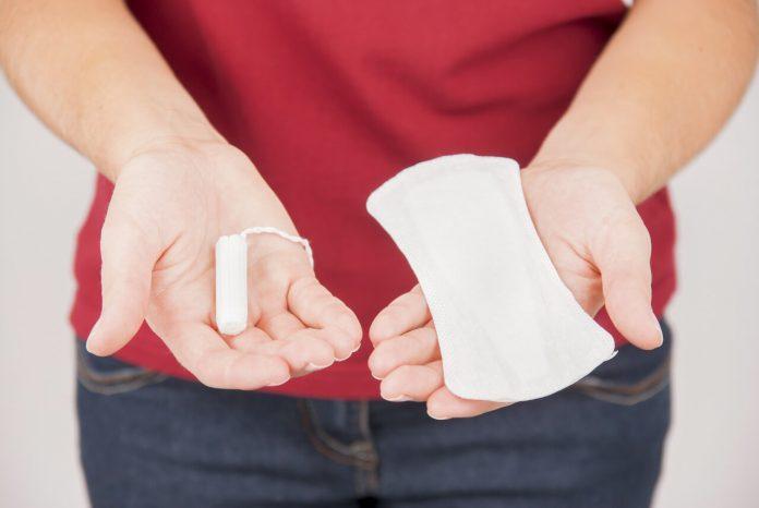 Silná a slabá menštruácia