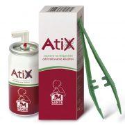 Atix sprej na bezpečné odstránenie kliešťov 1x1 set