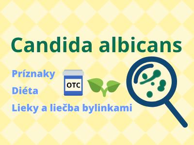 Candida albicans - príznaky, diéta, lieky a liečba bylinkami