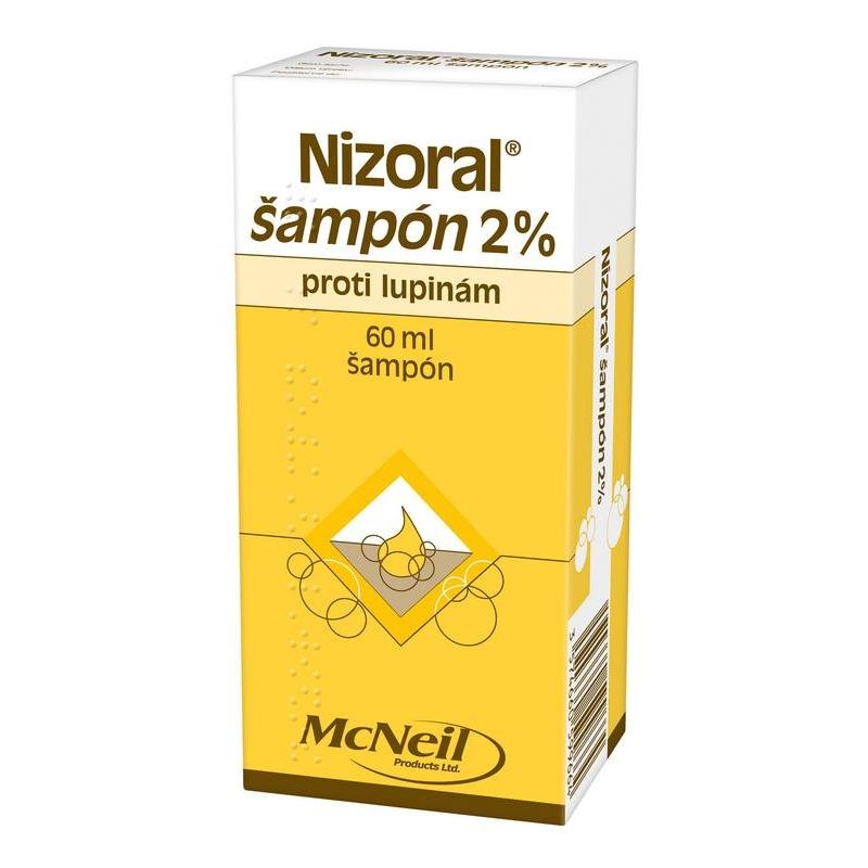 Nizoral šampón 2%