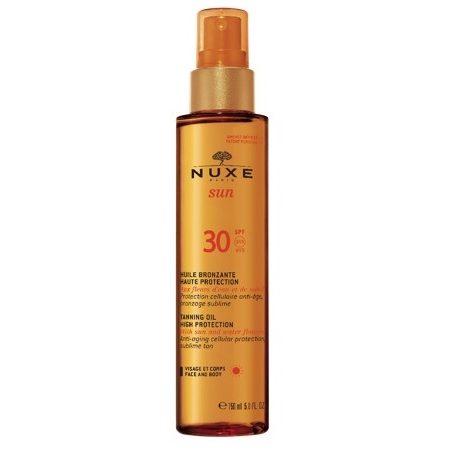NUXE SUN SPF 30 olej