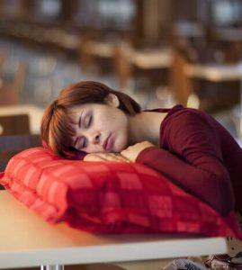 Menopauza a spánok - problémy so spánkom