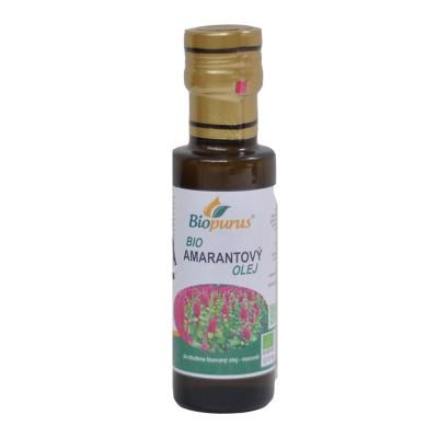 Amarantový olej BIO