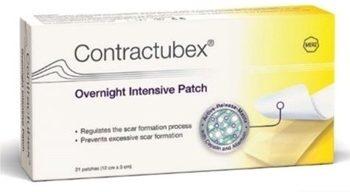 Contractubex intenzívna nočná náplasť