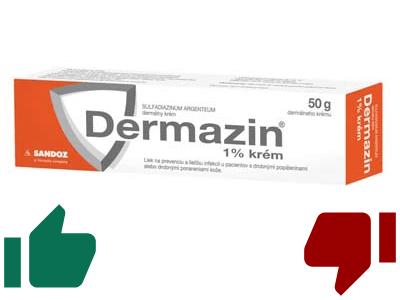 Dermazin recenzia