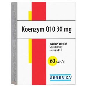 GENERICA KOENZYM Q10 30 mg