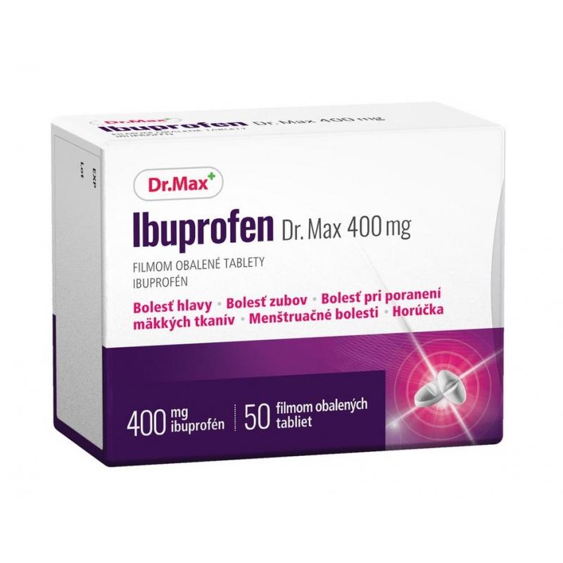 Ibuprofen Dr.Max 400 mg
