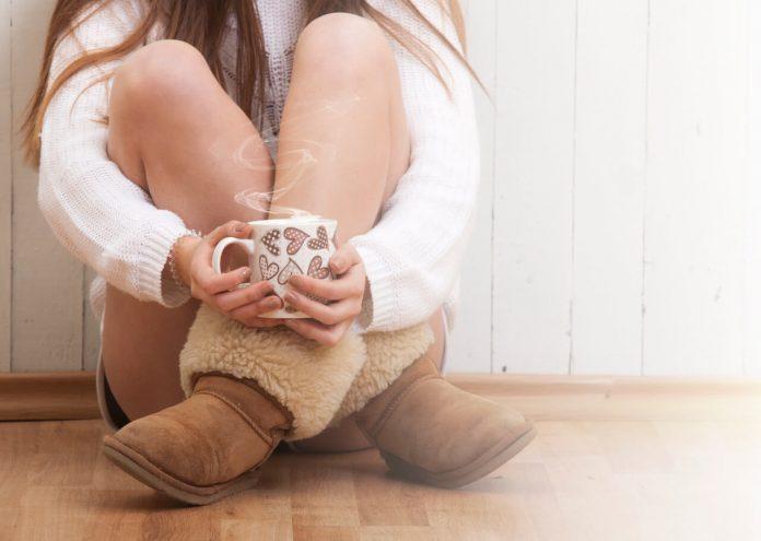 Studené ruky a nohy