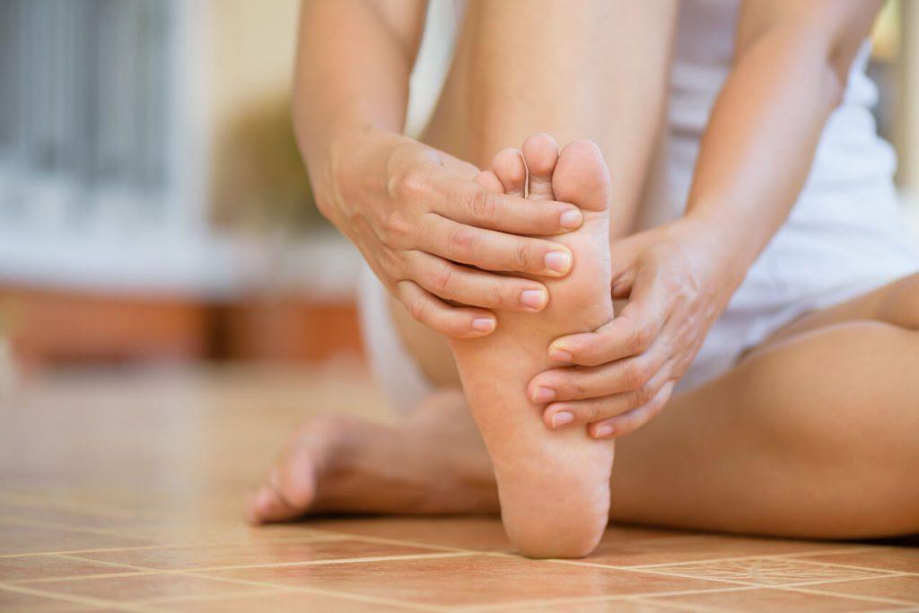 Opuchnuté nohy v tehotenstve, bolesť nôh, chodidiel
