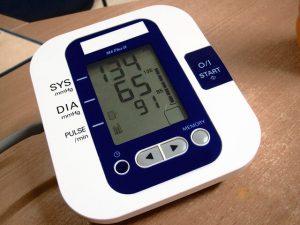 Tlakomer tlak krvi