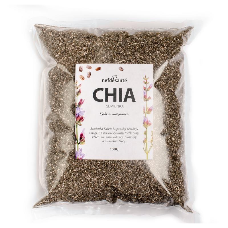 CHIA semienka
