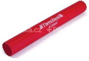 Thera-Band® FlexBar, červený – stredne silný