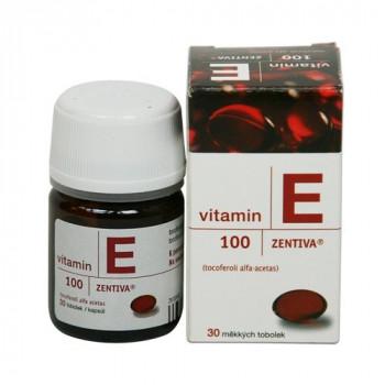 Vitamin E 100 Zentiva
